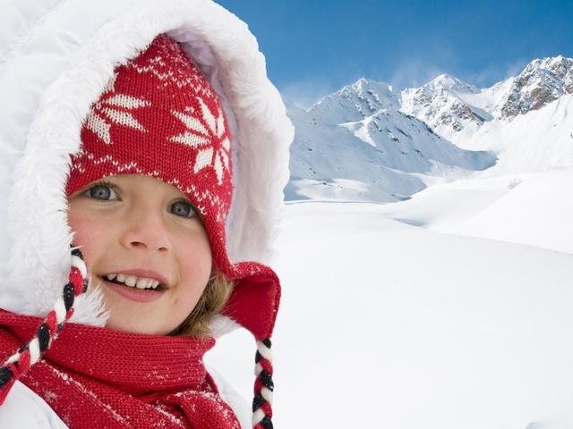 отморожения у ребенка