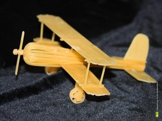 Сувениры из макарон