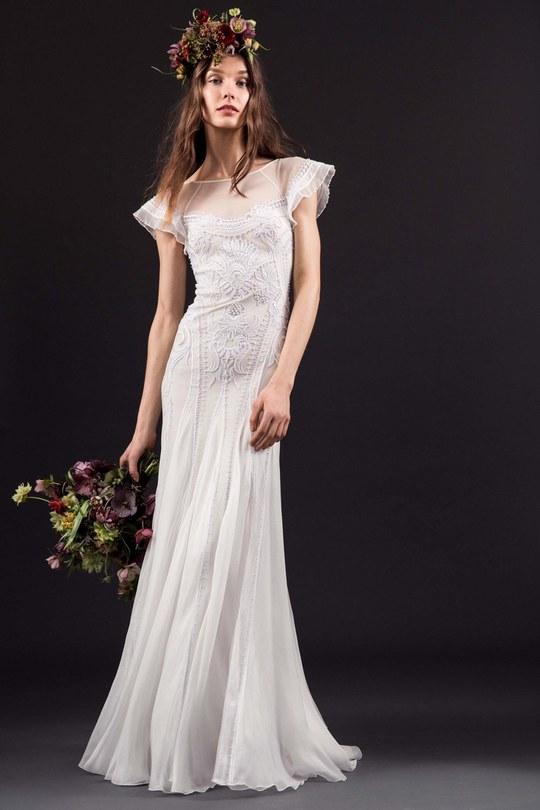 Тиждень весільної моди: Temperley London весна-літо 2017