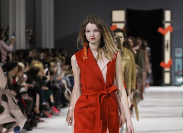 Ukrainian Fashion Week. День третій. VOROZHBYT & ZEMSKOVA, A.M.G., The COAT by Katya Silchenko