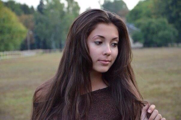 Дочь Влады Литовченко