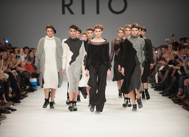 Гранжеві 90-ті: колекція RITO осінь-зима 2016/17 в рамках Ukrainian Fashion Week