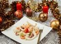 салат с морепродуктами рецепт, Новогодние рецепты