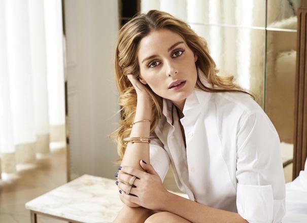 Олівія Палермо в рекламі ювелірних прикрас Piaget