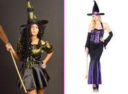 Кто выграл яркий наряд на Хэллоуин