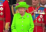 Royal family gathers for queen's 90th birthday