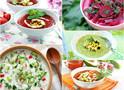 5 рецептов холодных супов