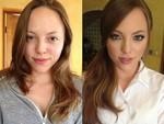 Чудеса женского макияжа