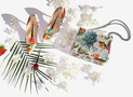 Christian Louboutin Hawaii Kawaii