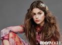 Кайя Гербер для Teen Vogue