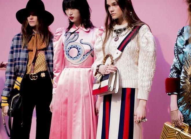 Gucci об'єднують покази чоловічих та жіночих колекцій