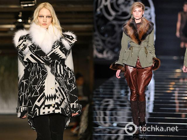 Зимові куртки