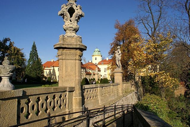 Замок Ксёнж около Вроцлава