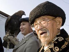 Пенсионеры Казахстана