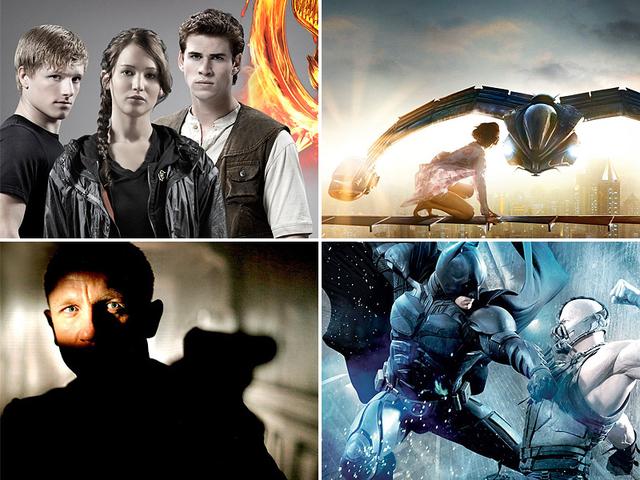 Фильмы 2012 года