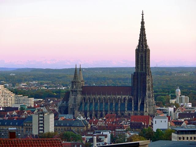 Готические соборы: что увидеть и чем восхищаться - Ульмский собор