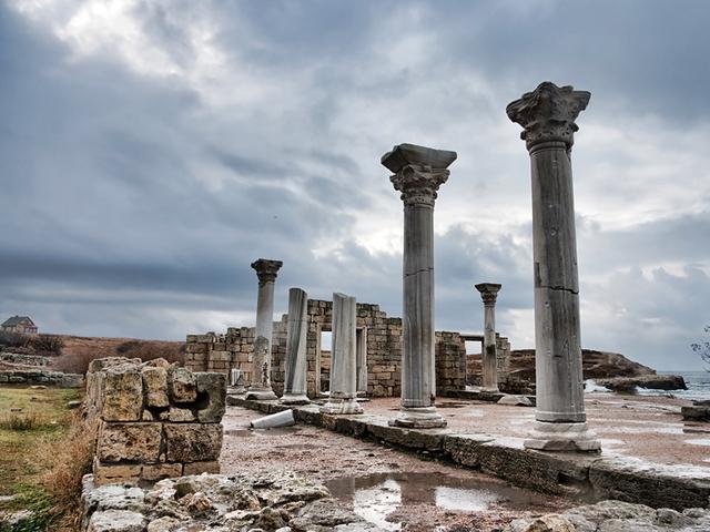 Достопримечательности Севастополя: пристань Екатерины II и древнегреческий город