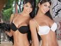 Дівчата з ідеальними тілами