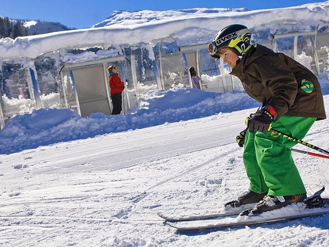 Зимний отдых в Австрии: топ-3 курорта для семейного отдыха