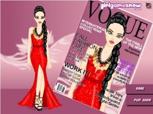 Модель для журналу