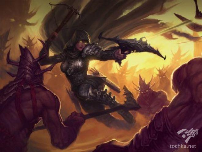 Готовящийся патч 1.0.5 Diablo 3 не добавит в игру долгожданный режим PvP.