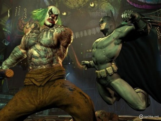 Batman: Arkham City - Game of the Year Edition (2011/PC/RePack/Rus) от R.G.
