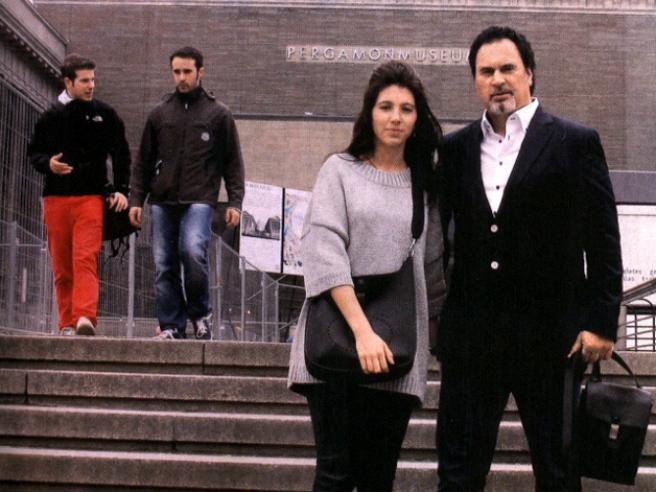Меладзе выходит замуж за иностранца