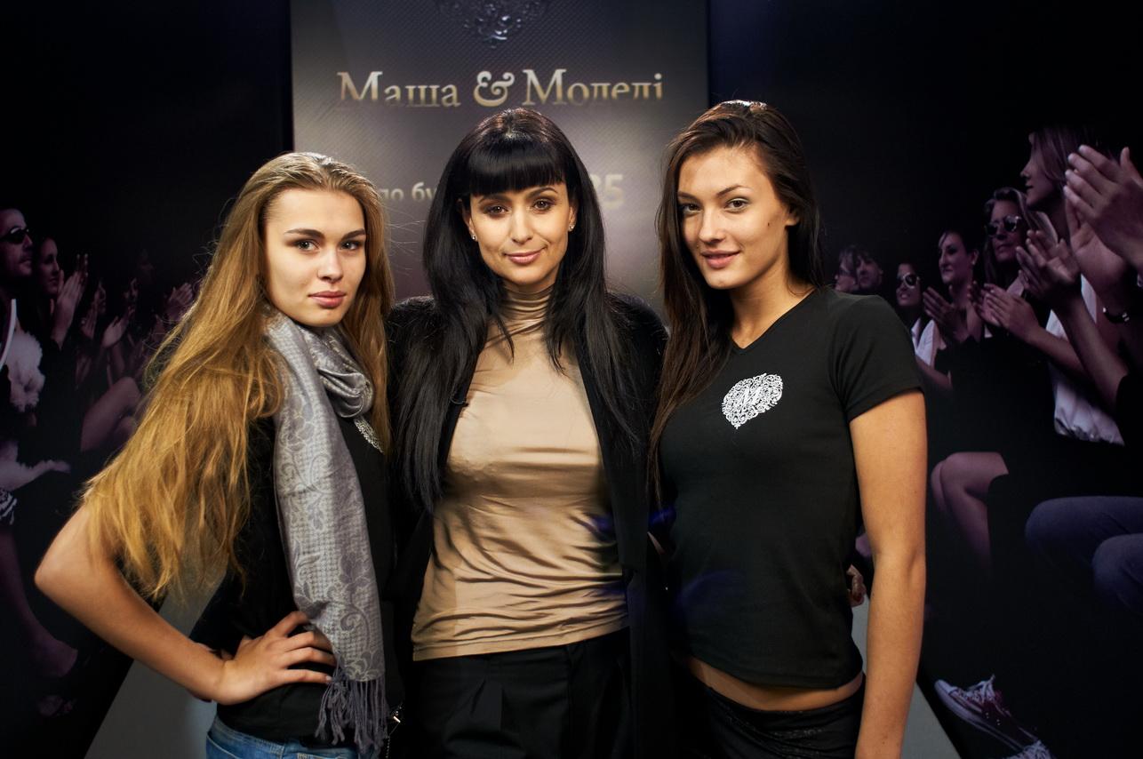 модельное агентство маша и модели