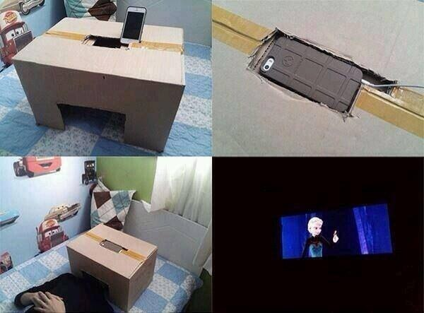 Картинки кинотеатр своими руками
