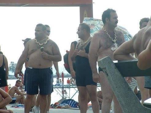 Хотите взять всё золото Олимпиады - пошлите цыган!