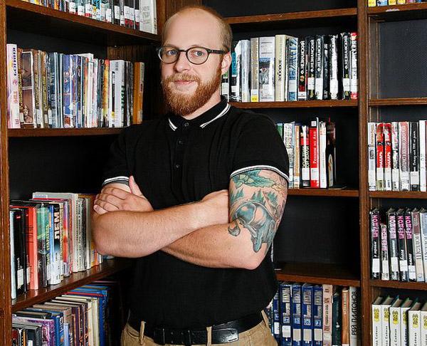 Крутые библиотекари Род-Айленда с татушками