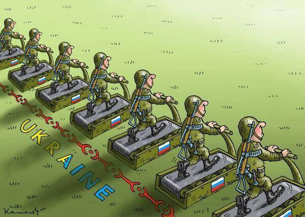 Кремль отводит свои войска от границ с Украиной.