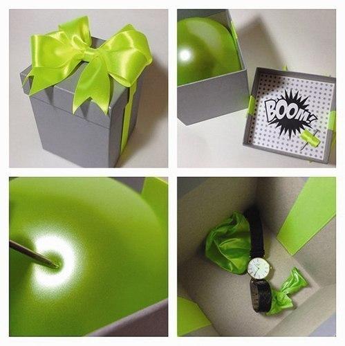 Оригинальная идея для новогоднего подарка