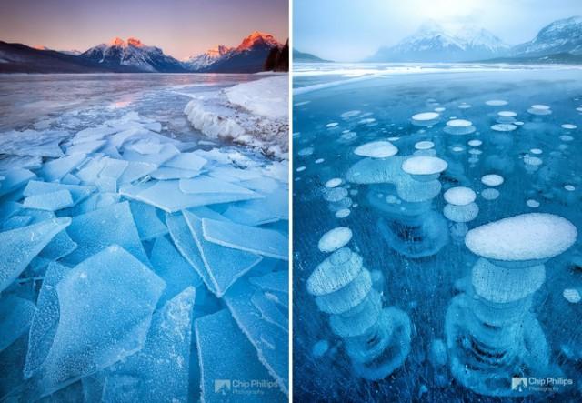 Бесподобные зимние снимки