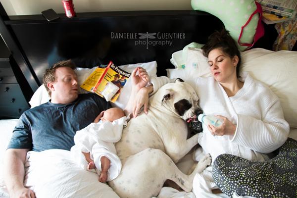 Счастливая семейная жизнь выглядит именно так