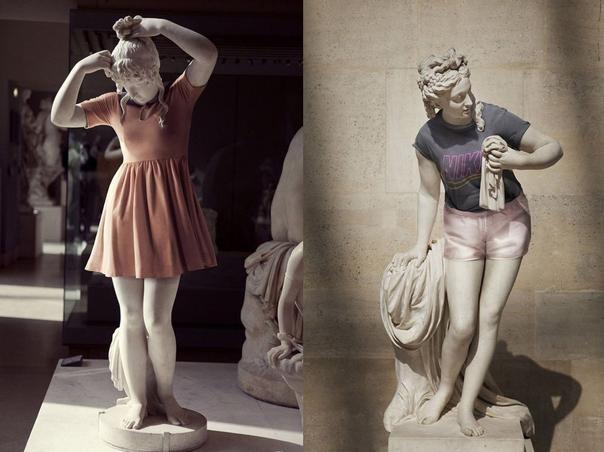 Лувр в современном мире