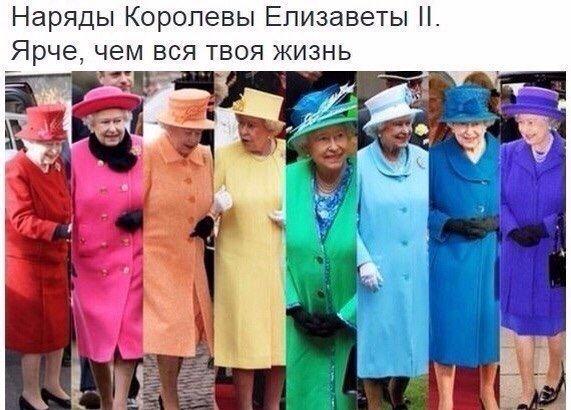 50 оттенков королевы