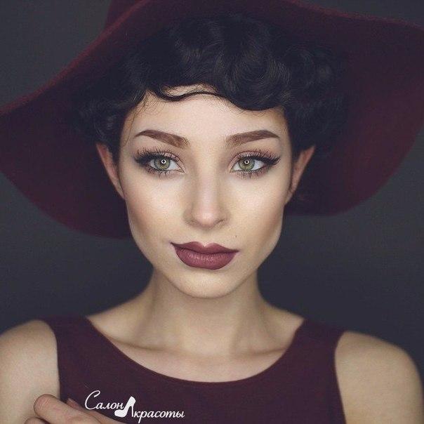 Как макияж и прическа меняют человека! Разница впечатляет
