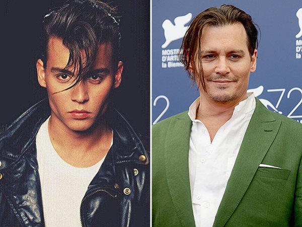 Самые красивые мужчины 90-х сквозь время