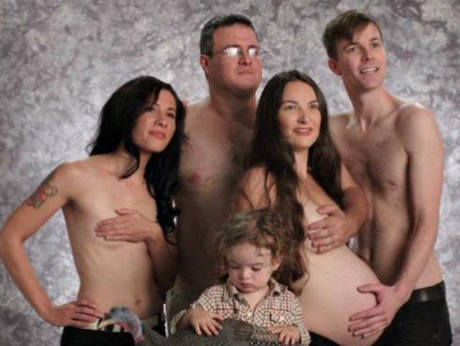вконтакте домашнее фото голой семьи украл ее