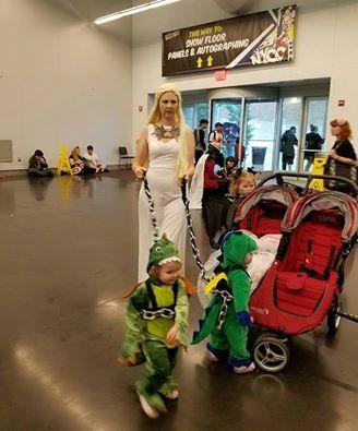 Настоящая мать драконов