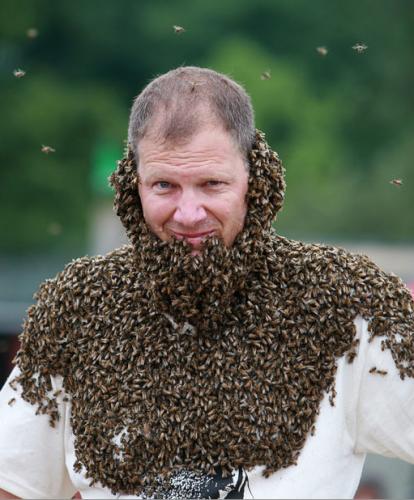 Пчеломен TRUE!