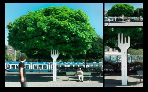 Съедобное дерево