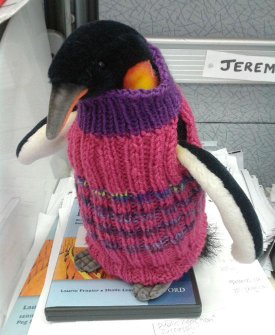 Модные тулупы. Птицы к зиме готовы