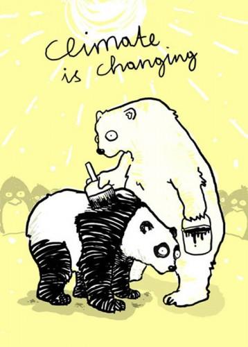 Климат меняется...